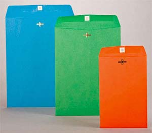 Metal Clasp Envelopes