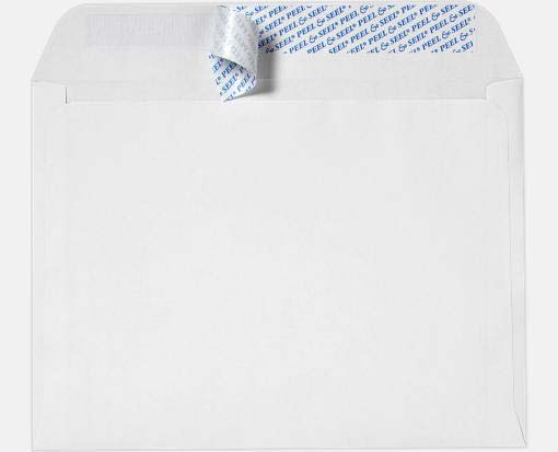 Peel & Seal Envelopes