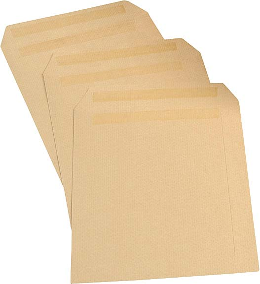 Latex Self-Seal Envelopes